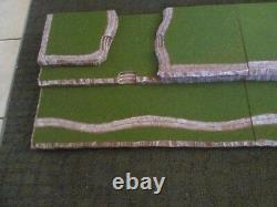 4FT Halloween Village Display Platform Base HW50 For Lemax Dept56 Dickens + More
