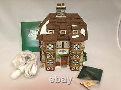 Depart 56 The Dickens' Village Series Sir John Falstaff Inn #5753-3 New In Box
