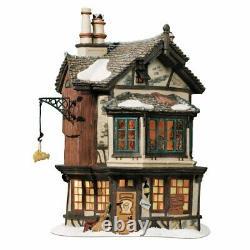 Department 56 A Christmas Carol Village Ebenezer Scrooge's House New