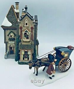 Department 56 Christmas At Regents Park House Dickens Village Series #805520