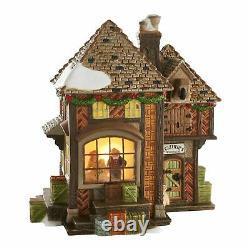 Department 56 Dickens A Christmas Carol Village Fezziwig's Holiday Dance 4050944