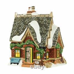 Department 56 Dickens Christmas Village Olde Vine Cottage 4044806 Retired