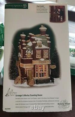 Department 56 Dickens Village All Buildings and Accessories Included