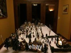 Department 56 Dickens Village Buildings, Figurines and Accessories
