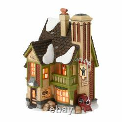 Department 56 Dickens Village Camden Coffee House 4030361 Lighted Building