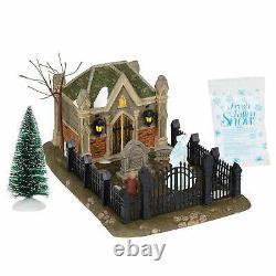 Department 56 Dickens' Village Christmas Carol Cemetery (6000601)