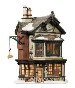 Department 56 Dickens Village Ebenezer Scrooge's House 56.58490
