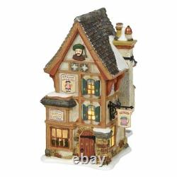 Department 56 Dickens' Village, Olde Pearly's Toby Jugs (6000585)