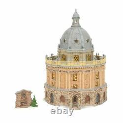 Department 56 Dickens Village Oxford's Radcliffe Camera Figurine Set