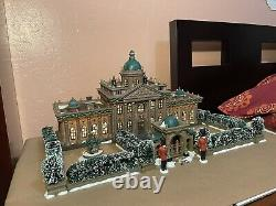 Department 56 Dickens Village Ramsford Palace