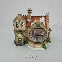 Department 56 Dickens Village Series Holiday Gift Set Christmas At Ashby Manor