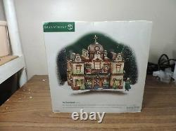 Department 56 Dickens Village Series The Stone Hotel