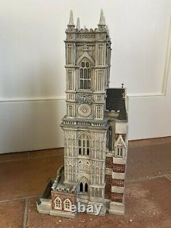 Department 56 Dickens Village Series Westminster Abbey 56.58517 Retired