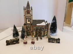 Department 56 Dickens Village Somerset Valley Church Gift Set WithBox 58485