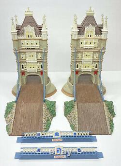 Department 56 Dickens Village TOWER BRIDGE OF LONDON Historical Landmark Series