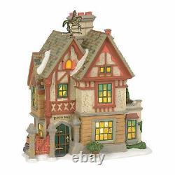 Department 56 Dickens Village Ten Lords Manor #6003068