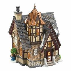Department 56, Dickens' Village, The Partridge and Pear Lit House (4025253)