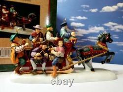 Department 56 Dickens Village Twelve Days TWELVE DRUMMERS DRUMMING! Christmas