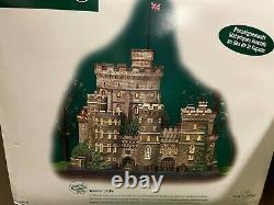 Department 56 Dickens' Village Windsor British Castle Lit Building 58720 New