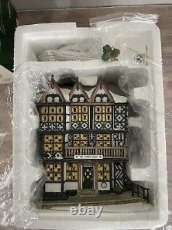 Department 56 The Timbers Hotel #56.58742 Dickens Village RETIRED