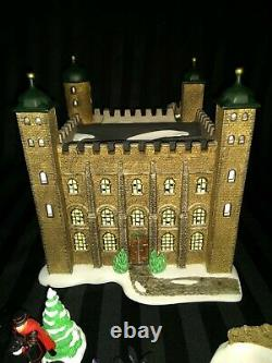 Department 56 Tower of London Dickens Village #58500