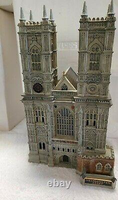 Department 56 Westminster Abbey Dickens Village