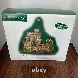 Department 56 Windsor Castle Dickens' Village Historical Landmark 58720. In Box