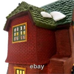 Dept 56 1994 Browning Cottage Heritage Dickens Village #5824-6 Retired Classic