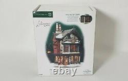 Dept 56 58490 Dickens Village A Christmas Carol Ebenezer Scrooge House Animated