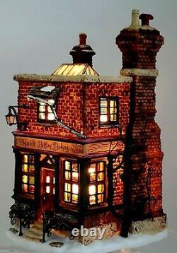 Dept 56 58491 Norfolk Biffins Bakery Pastry Shop Christmas Carol Dickens Village