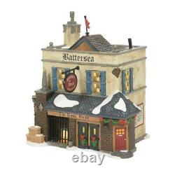 Dept 56 BATTERSEA THE DOGS HOME Dickens Village 6007596 Department 56 NEW 2021