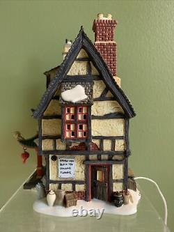 Dept 56 Canton Tea Trading SUPER RARE 799910 Dickens' Village Series Gift