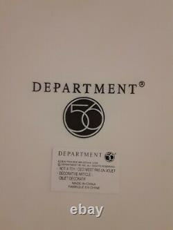 Dept 56 Dickens Village Formal Gardens #56.58551 NEW IN BOX