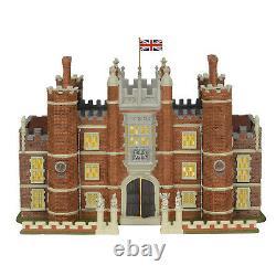 Dept 56 Dickens Village Hampton Court Lit Building 6000581 2018 D56