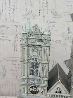 Dept 56 Dickens Village Historical Landmarks -Westminster ABBEY -No Garland