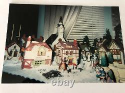 Dept. 56, Dickens Village Huge Lot 20 Buildings Tower More Than 100 Pieces