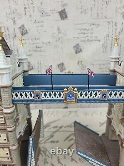 Dept 56 Dickens Village Landmark Series Special Edition Tower Bridge London