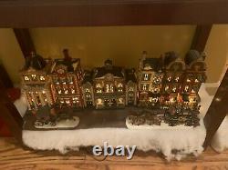 Dept. 56, Dickens Village, Lot of 38 including 16 Buildings. NIB