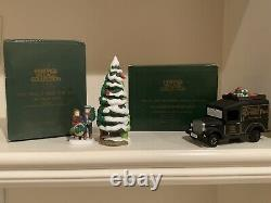 Dept. 56, Dickens Village, Lot of 5 with Manchester Square (Set of 25) #58301