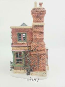 Dept 56- Dickens Village Norfolk Biffins Bakery- #56.58491- A Christmas Carol