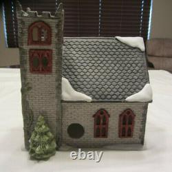 Dept 56 Dickens Village Norman Church Rare Limited Edition #1692 of 3500