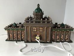 Dept. 56 Dickens Village Ramsford Palace 1996 Limited Ed. #10,950 of 27,500