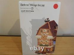 Dept 56 Dickens Village Russell Street Books NIB Limited Edition of 2500