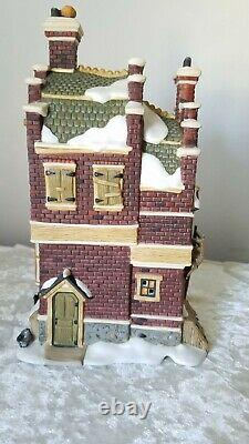 Dept 56 Dickens Village Scrooge and Marley Counting House #58483 WithOrig Box