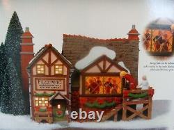 Dept 56 Dickens Village Series Fezziwigs Ballroom Gift Set 58470