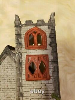 Dept 56 Dickens Village Series Norman Church Very Rare 2443 of 3500