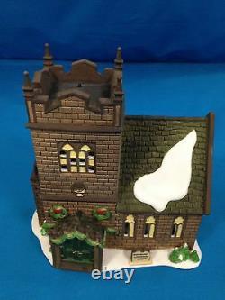 Dept 56 Dickens' Village Series Sudbury Church #58322 New In Box Free Ship