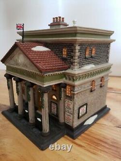 Dept. 56 Dickens' Village Seriesvictoria Park Theatre-30th Anniversarylimited