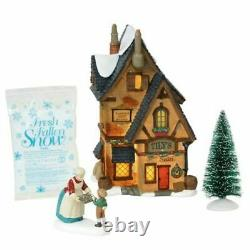 Dept 56 Dickens Village TILY'S BOILED SWEETS BOXED SET/4 6000588 BRAND NEW N BOX