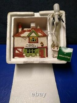 Dept 56 Dickens Village The Original 7 Shops Of Dickens Village All Perfect